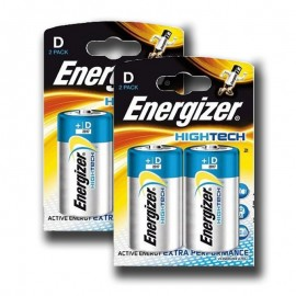 2 x Baterie Energizer HITECH D 2ks blistr