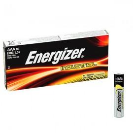 Baterie AAA - Industrial pack - 10 ks