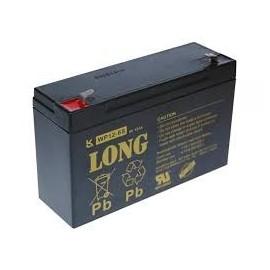 Akumulátor  Long 6V / 12 Ah