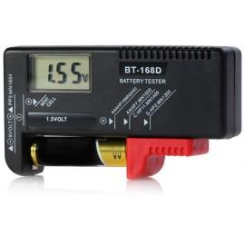 Digitální měřič baterií