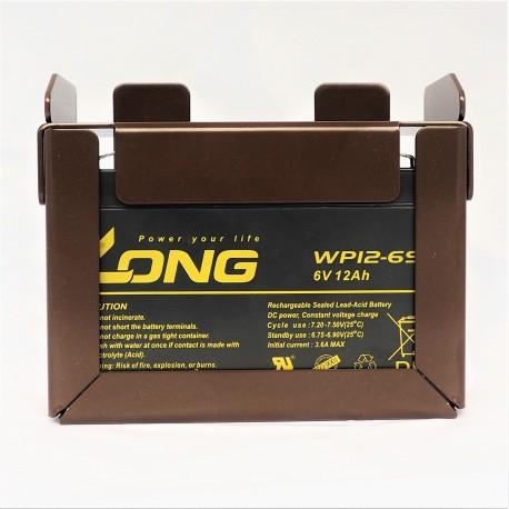 Skříňka pro gelovou baterii