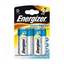 """Baterie Energizer HITECH """"D"""" 2ks blistr"""