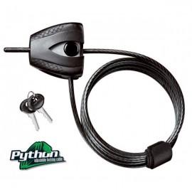 Zkracovací lanový zámek PYTHON 5mm